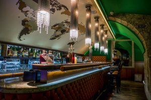 Soliman's Bar im Elefant Salzburg