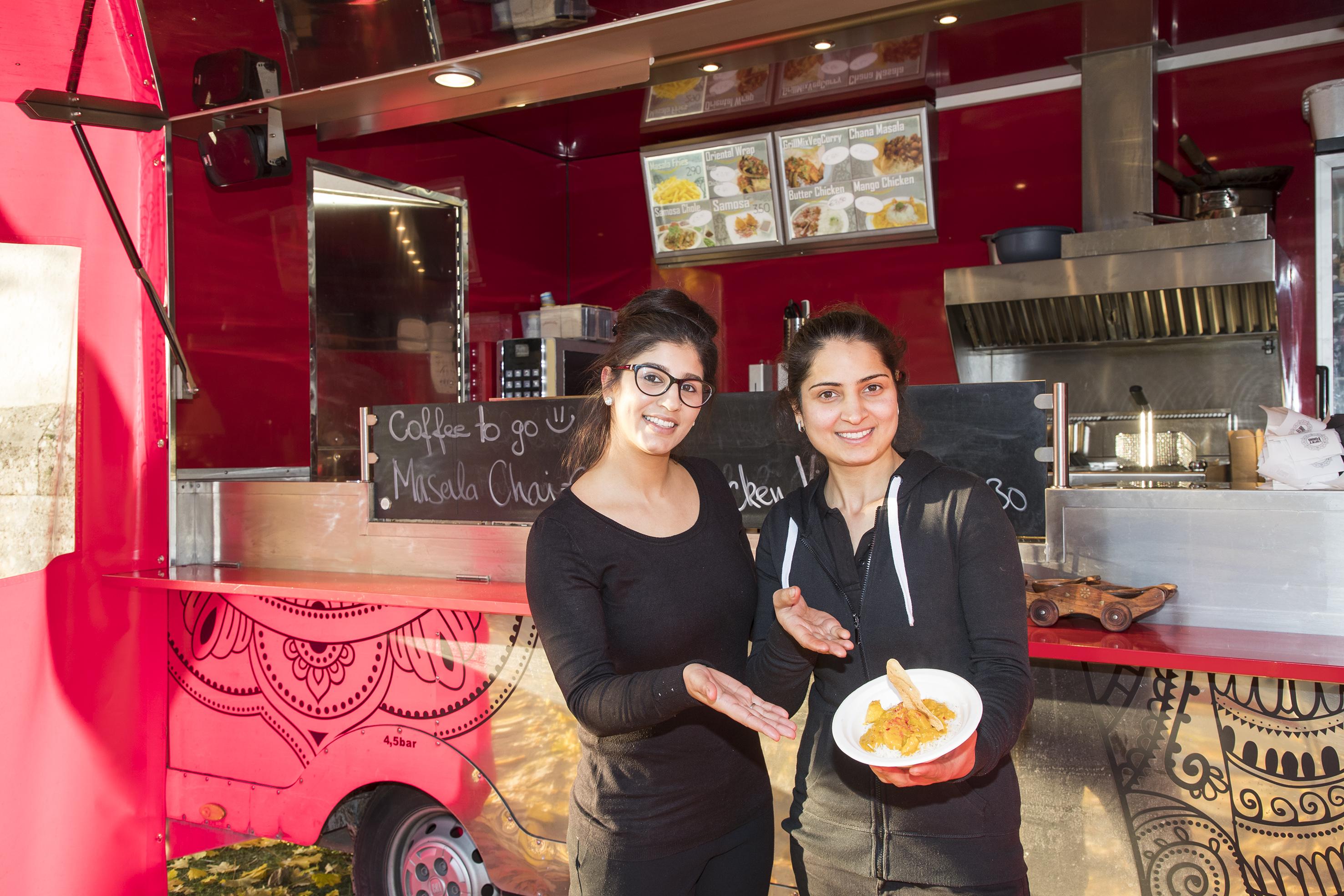 Lakhi's Rollin Indian & Ayurvedic Diner