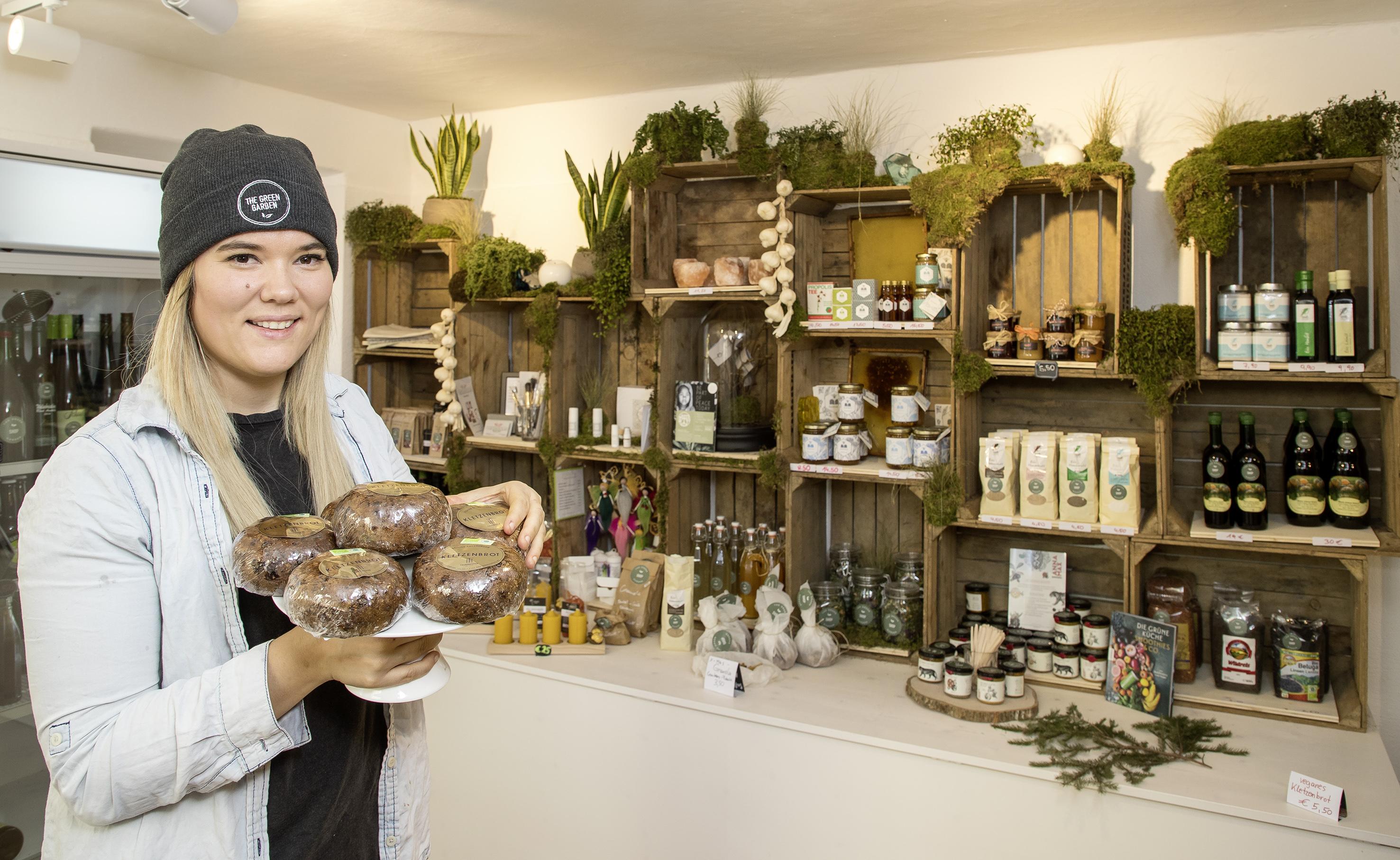 The Green Garden Shop