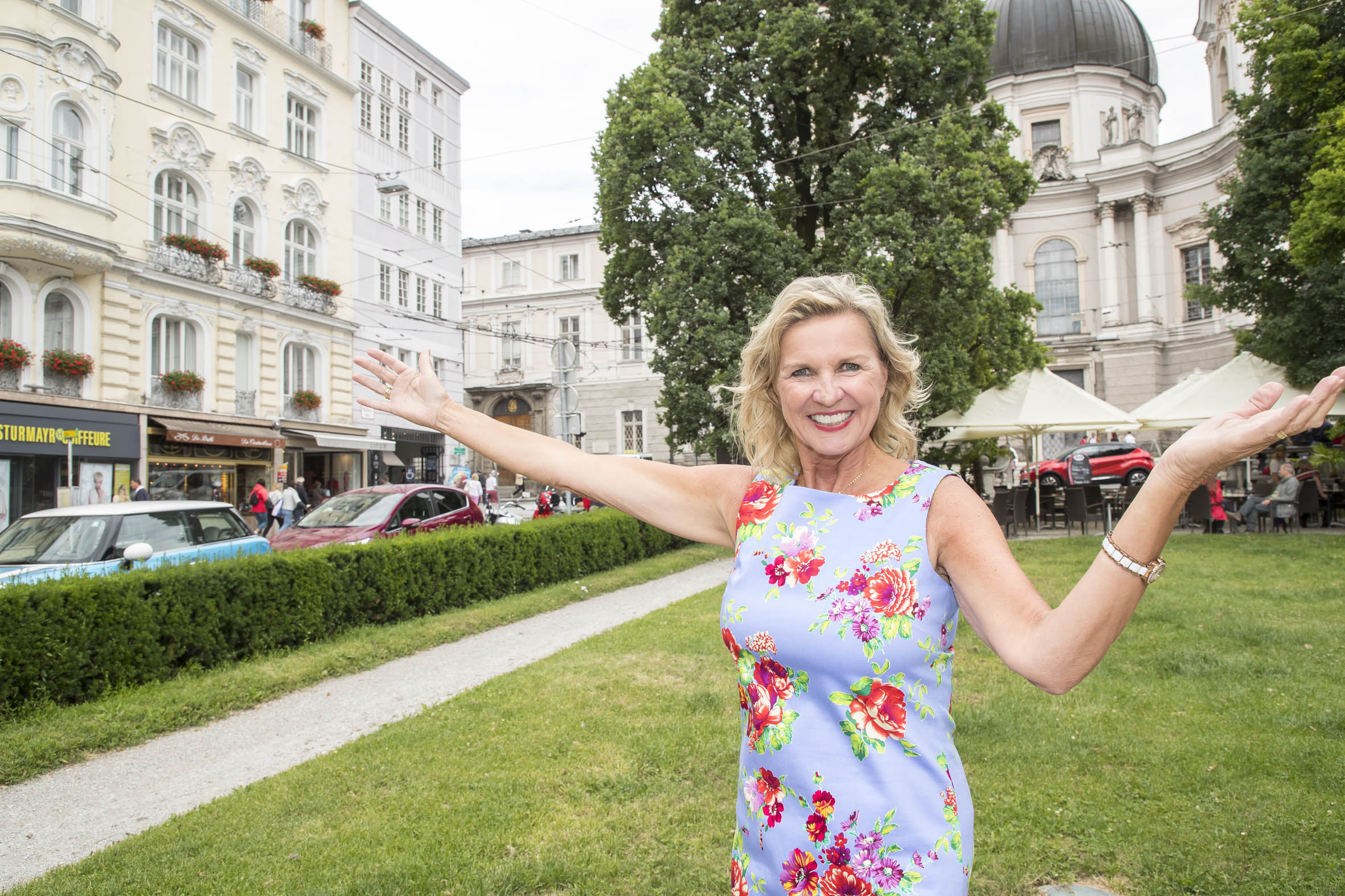 Shoppingtour Hera Lind